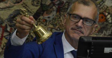 Scritte minacciose contro il presidente del Consiglio regionale Piero Mauro Zanin