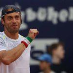 """""""Acqua Dolomia Tennis Cup"""" a Cordenons, parte bene Paolo Lorenzi"""