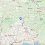 Terremoto di magnitudo 3.6 a Cavazzo Carnico e sciame di una ventina di scosse