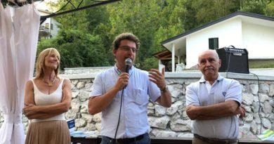 Guida Val Tramontina, grande pubblico a Campone