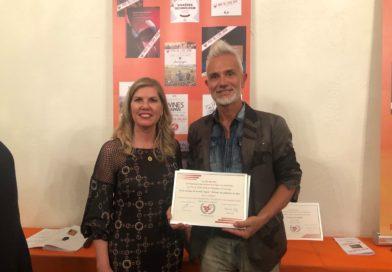 "Assegnato a Marco Simonit il ""Premio Nobel"" della letteratura vitivinicola per la sua ""Guide pratique de la taille guyot – Prévenir les maladies du bois"""