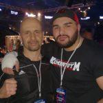 Kick boxing, Claudio Istrate punta all'Europeo di K1 dell'Iron Fighting