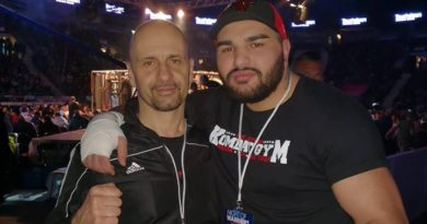 Kick boxing, Claudio Istrate punta all'Europeo di K1 dell'Iron Fighting