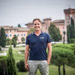 Matija Pipan, Superintendent del Golf & Country Club Castello di Spessa, unico italiano tra i preparatori del campo della Ryder Cup 2018