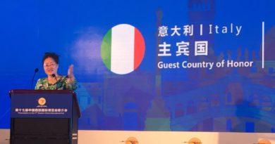 Cina vicina: delegazione del FVG nel Sichuan per accordi commerciali e di trasporto