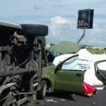 Schianto in A4: muoiono due militari, altre due persone ferite