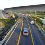 Varato il nuovo ponte dell'autostrada A4 sul nodo di Palmanova