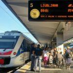 Si viaggia in treno tra Udine, Trieste e Lubiana: inaugurato il nuovo servizio ferroviario