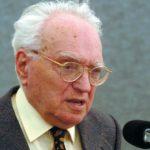 È morto lo scrittore di lingua slovena Alojz Rebula. Era nato a San Pelagio di Duino nel 1924