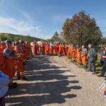 La Protezione Civile del Friuli Venezia Giulia impegnata in cinque esercitazioni: le foto