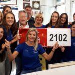 Barcolana del 50° da record: superata la quota 2100 iscritti