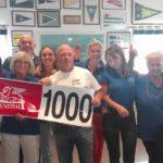 Barcolana del 50° da record: già superate le 1000 iscrizioni. Il 5 ottobre l'inaugurazione