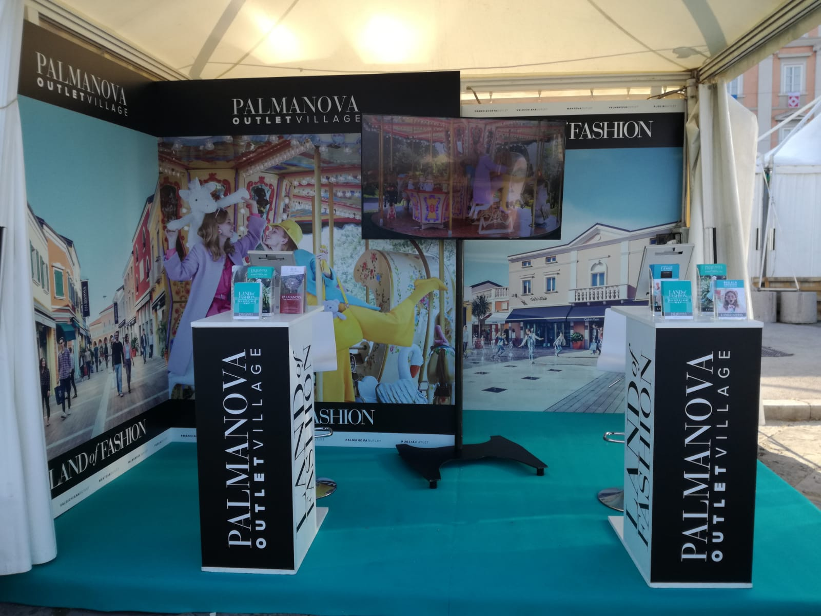 Il Palmanova Outlet è presente alla Barcolana con uno stand dedicato ...