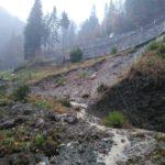 Esondazioni e frane, chiuse scuole lunedì in montagna. Frana a Sauris, strade interrotte