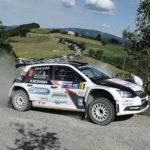 Nicolò Marchioro (Mrc Sport) consolida il primato nell'Italiano Rally Terra