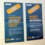 Influenza, al via la campagna vaccinazioni. Da quest'anno gratis anche per donatori di sangue