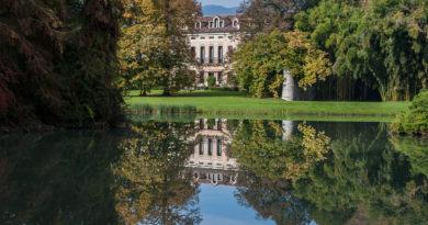 Asta benefica di vini pregiati delle Donne del Vino in Villa Brandolini d'Adda