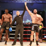 Un fighter di Fiume Veneto è il nuovo campione europeo di K1