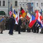 Cerimonia del 4 novembre a Trieste con il presidente della Repubblica Sergio Mattarella: le foto