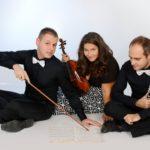 """""""Lieve"""" con il Trio Aratos al Ridotto del Verdi a Trieste"""