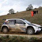 Marchioro (MRC Sport Brugnera) si gioca l'Italiano Rally Terra all'ultima tappa
