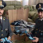 La Finanza sequestra 15mila prodotti contraffatti nel Porto di Trieste