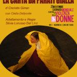 """""""La carta da parati Gialla"""": un'opera teatrale contro la violenza sulle donne"""