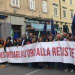 Cortei di CasaPound e degli antifascisti a Trieste: nessun incidente