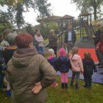 Il Palmanova Outlet Village regala un'area giochi alla Fondazione Casa De Senibus di Aiello