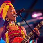 Al Volo del Jazz la grande artista Fatoumata Diawara