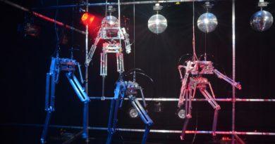 """Prima edizione di Robotics – Festival di Arte e Robotica, all'insegna del tema """"Digital Nature"""""""