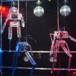 """Si inaugura al Porto Vecchio di Trieste """"Robotics"""", il primo Festival di Arte e Robotica"""