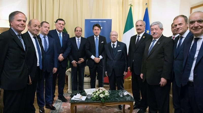 Al vertice di Palermo l'Italia ha ribadito all'Egitto che il caso Regeni è una priorità