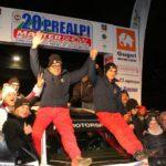 Rally, Marchioro trionfa al Prealpi Master Show, De Luna in testa al Raceday