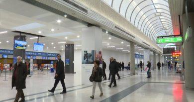 Malore in aeroporto a Ronchi dei Legionari per il leader della Lega Matteo Salvini