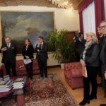 Saluto di fine anno del presidente del Consiglio regionale. Ricordato Ettore Romoli
