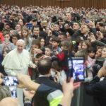 La Protezione civile ricevuta da papa Francesco. Folta rappresentanza dal Friuli Venezia Giulia. Le foto
