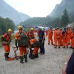 Sono morti i due escursionisti dispersi sul Lussari: i loro corpi trovati in fondo ad un canalone