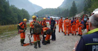 Due escursionisti dispersi sul Lussari, proseguono le ricerche