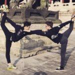 Pordenone capitale mondiale dello Yoga Sport