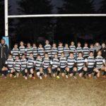 Rosa ampliata e nuovo sponsor di maglia per l'Under 14 della Rugby Udine