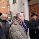 Deposte a Trieste 13 Pietre d'inciampo per ricordare le vittime della deportazione nazifascista