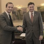 Il governatore del FVG Massimiliano Fedriga in Slovenia: collaborazione e tutela delle minoranze