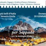 """I 12 Borghi più belli lanciano l'evento """"Uniti per Sappada e per la montagna friulana"""""""