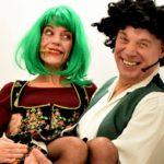 I lunedì sono con Pupkin Kabarett Show al Teatro Miela