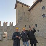 Castello di Colloredo di Monte Albano, a 42 anni dal terremoto inizia l'ultimo lotto di lavori