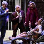 """""""Quartet"""" con Pambieri, Ponzoni, Blanc, Quattrini al Teatro Orazio Bobbio"""