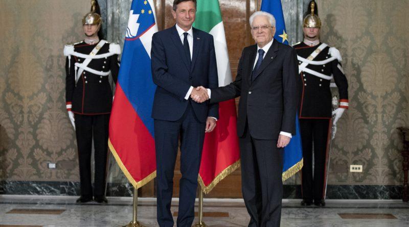 Scontro sulle dichiarazioni del Giorno del Ricordo, il presidente Mattarella scrive al suo omologo sloveno