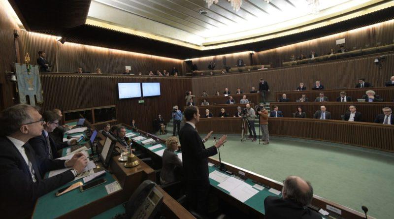 Trattativa Regione – Stato sugli accordi finanziari: relazione del governatore in Consiglio