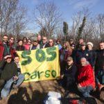 SOS Carso raccoglie 120 sacchi di spazzatura in una giornata di pulizia in dolina